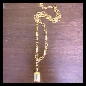 Vintage Napier Gold Necklace